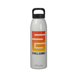 Juegos de Schell Botellas De Agua Reutilizables