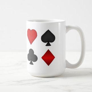 juegos del naipe 3D - taza de café #2