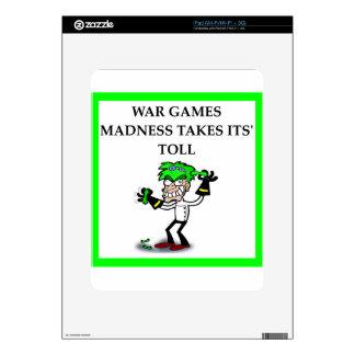 juegos del wa iPad calcomanías