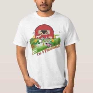 Juegos en línea de la granja de FarmAholic Playera