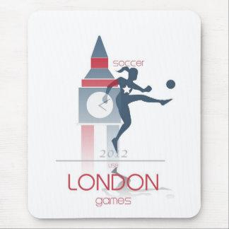 Juegos Olímpicos: Fútbol Tapete De Ratón