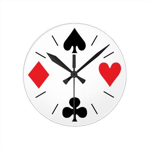 Juegos Reloj Redondo Mediano