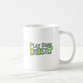 Juegue algún DUBSTEP Taza