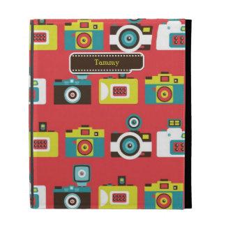 Juegue la caja (roja) de Caseable del iPad de las