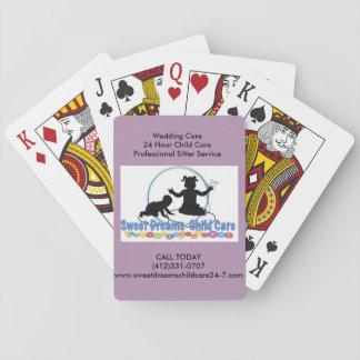 Juegúelo adelante cartas de juego