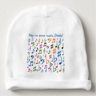 ¡Juegúeme una cierta música, papá! Gorrito Para Bebe