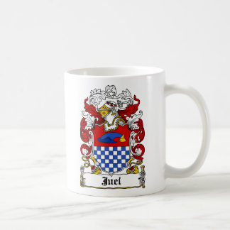 Juel Family Crest Mugs