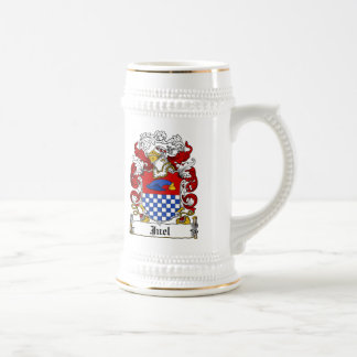 Juel Family Crest Coffee Mugs