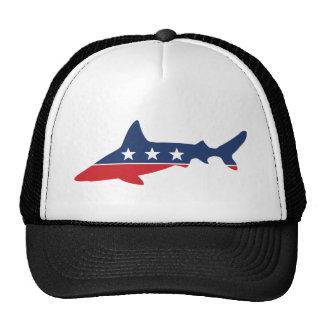 Juerguista - tiburón gorras