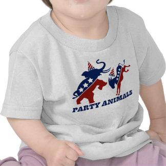Juerguistas Camisetas