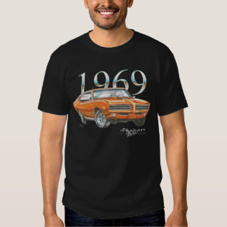 Juez 1969 de Pontiac GTO Playera