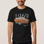 Juez 1969 de Pontiac GTO Playeras