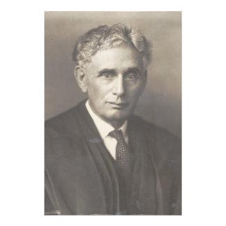 Juez del Tribunal Supremo Louis Dembitz Brandeis Fotografia