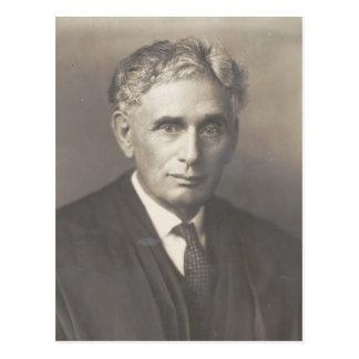 Juez del Tribunal Supremo Louis Dembitz Brandeis Postal