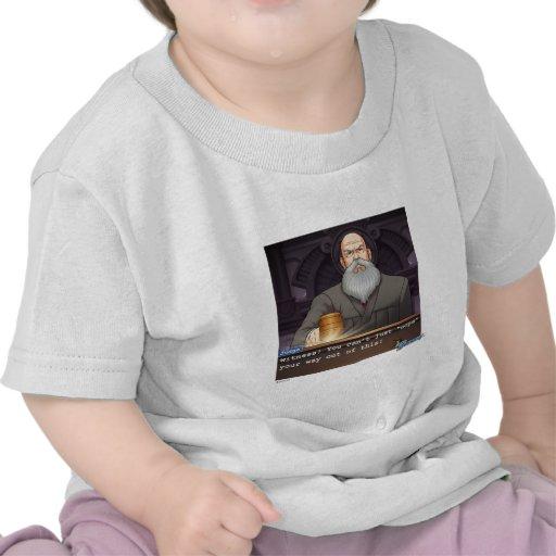 """Juez - """"Oops """" Camisetas"""