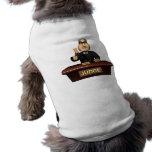 Juez Prenda Mascota