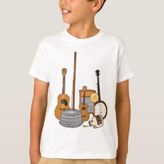 Jug Band Instruments T-Shirt