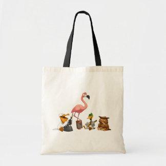 Jug Band O' Birds Bag