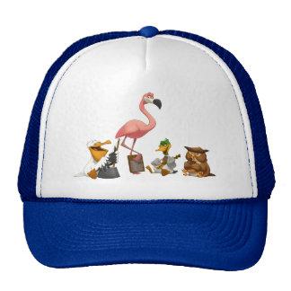 Jug Band O' Birds Hat