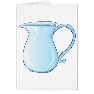 jug greeting card