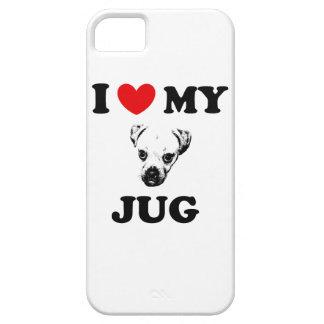 jug dog iPhone SE/5/5s case