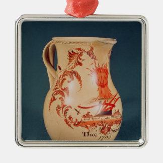 Jug, Leeds, c.1770 Metal Ornament