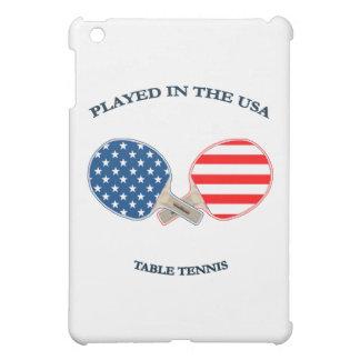 Jugado en tenis de mesa de los E E U U