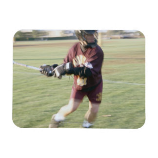 Jugador 2 de LaCrosse Iman De Vinilo