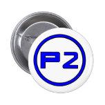 Jugador 2 pin