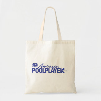 Jugador americano de encargo de la piscina - azul bolsa tela barata