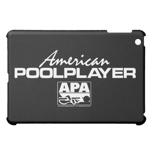 Jugador americano de la piscina
