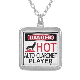 Jugador caliente del Clarinet del alto Joyería