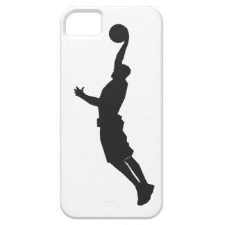 Jugador de Baskelball iPhone 5 Fundas