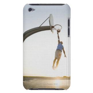 Jugador de básquet 3 iPod touch cobertura