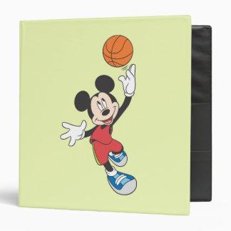 Jugador de básquet 5 de Mickey Mouse