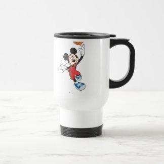 Jugador de básquet 5 de Mickey Mouse Tazas