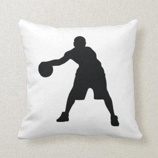 Jugador de básquet almohada