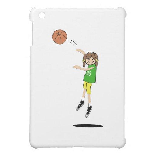 Jugador de básquet de sexo femenino