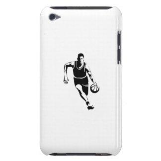 Jugador de básquet iPod Case-Mate carcasa