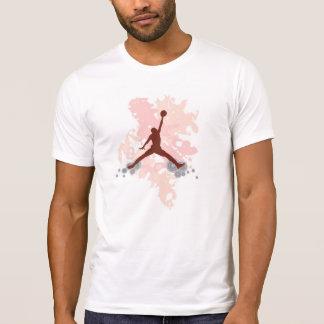 jugador de básquet legendario del spiker camisetas