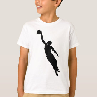 Jugador de básquet playera