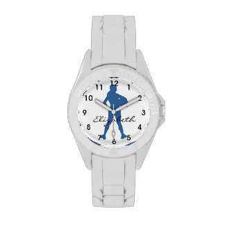 Jugador de básquet relojes de pulsera
