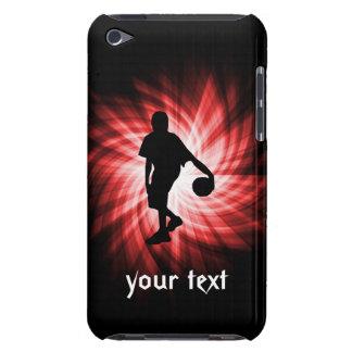 Jugador de básquet Rojo Case-Mate iPod Touch Carcasa