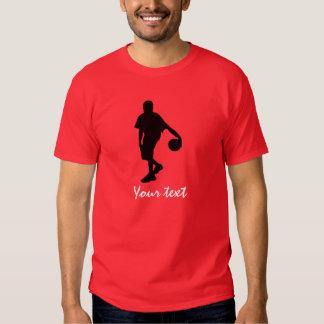 Jugador de básquet; Rojo Remera