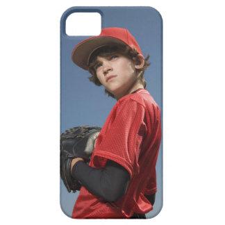 Jugador de béisbol 2 funda para iPhone SE/5/5s