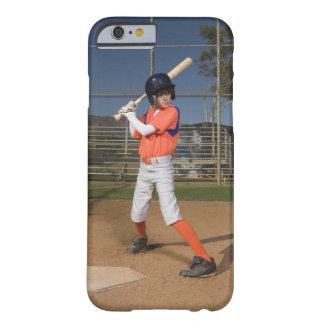 Jugador de béisbol 3 funda para iPhone 6 barely there