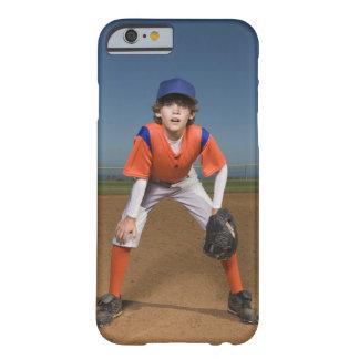 Jugador de béisbol funda de iPhone 6 barely there