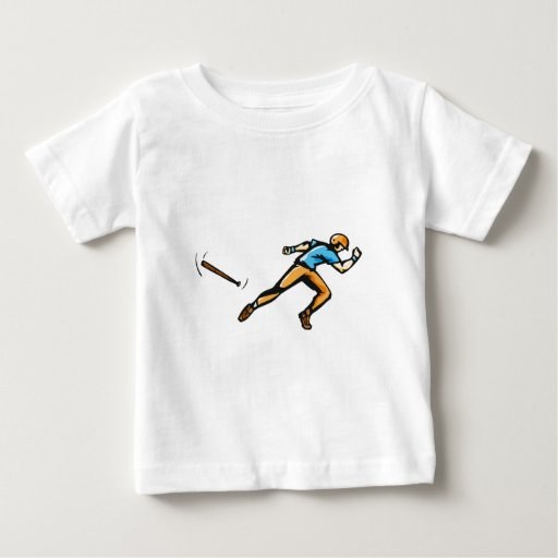 Jugador de béisbol playeras