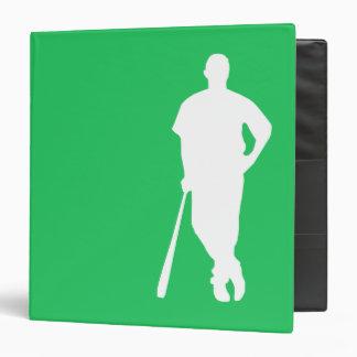 Jugador de béisbol verde de Kelly