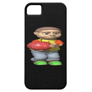 Jugador de bolos funda para iPhone SE/5/5s